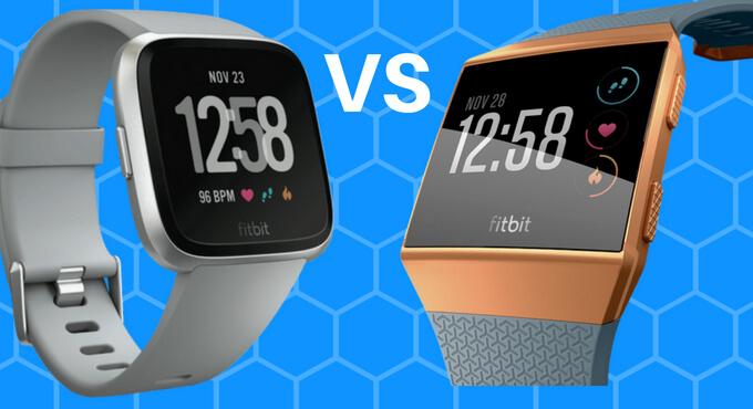 Fitbit-Versa-Review-FITBIT VERSA VS FITBIT IONIC-usafitnesstracker.com