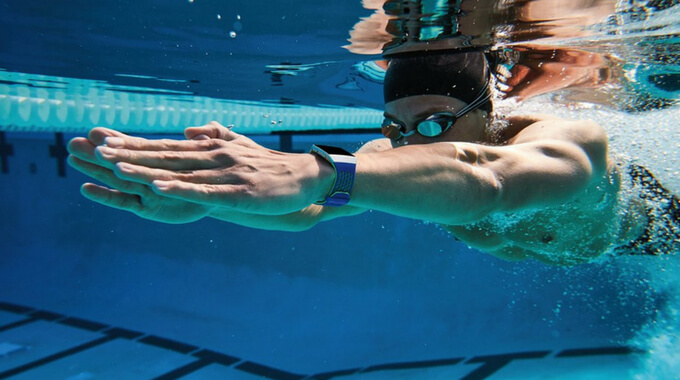 Are any of the Fitbits water proof? -usafitnesstracker.com