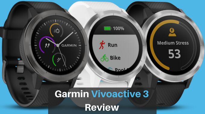 Garmin Vivoactive 3 Review-usafitnesstracker.com