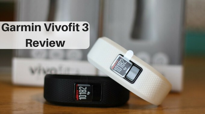 Garmin Vivofit 3 Review-usafitnesstracker.com