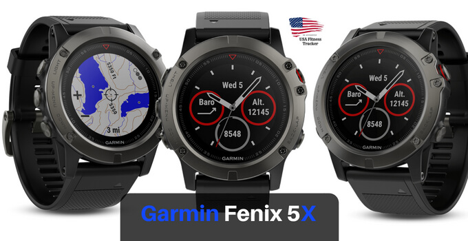 best garmin watch -Garmin-Fenix-5x-usafitnesstracker.com