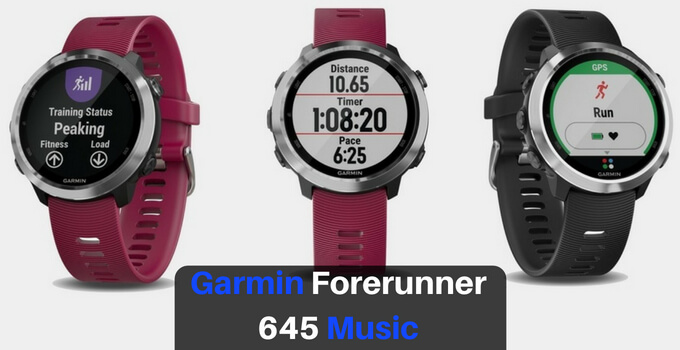 best-garmin-watches-Garmin-Forerunner-645 -music-usafitnesstracker.com