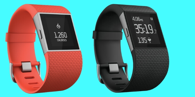 Fitbit Surge vs Charge 2 differences-usafitnesstracker.com